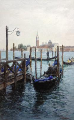 ,,Венеция,, х.м 80х50 2013г.