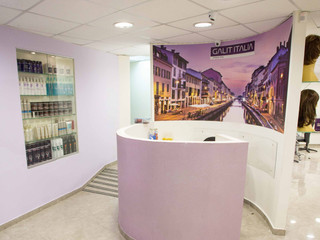 """The design and expansion of the """"Galit Italia"""" beauty salon"""
