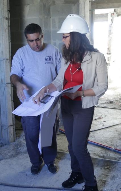 renovatio in Israel - Debby Schor Elyasy