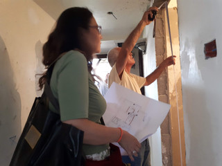 Tip from the building site - Measurements