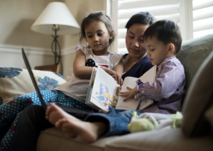 1st Degree Spotlight of the Month: United Through Reading: Celebrating National Read Across America