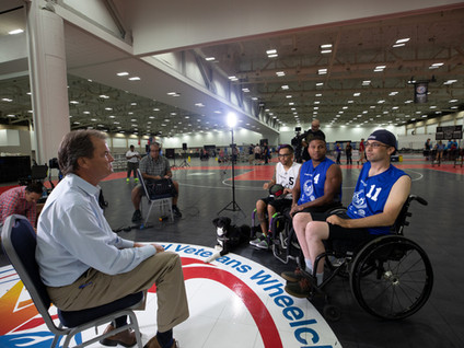 1st Degree Spotlight: PVA Supports Veterans During National Spinal Cord Injury Awareness Month
