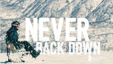 PVA shows they Never Back Down in new PSA