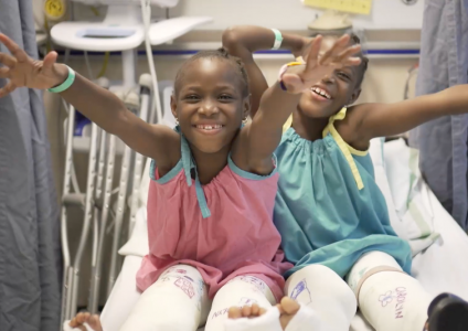 Mercy Ships launches new PSA to honor volunteers