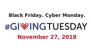 Charities Turn Holiday Spending into Giving on #GivingTuesday