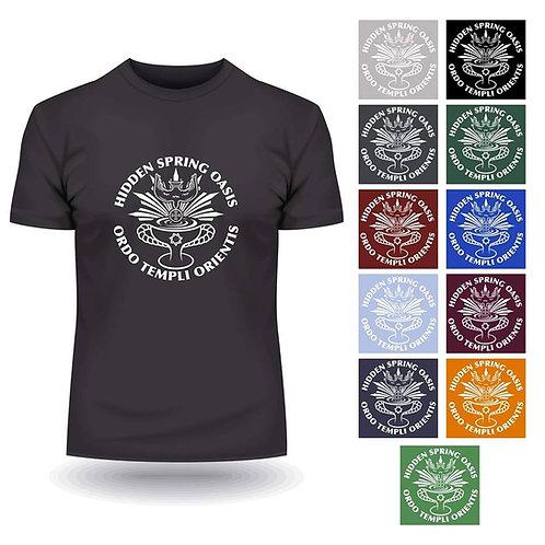 Hidden Spring Oasis T-Shirts