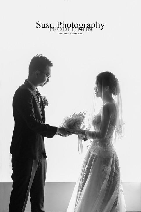 婚攝推薦/婚攝Susu/婚禮拜別