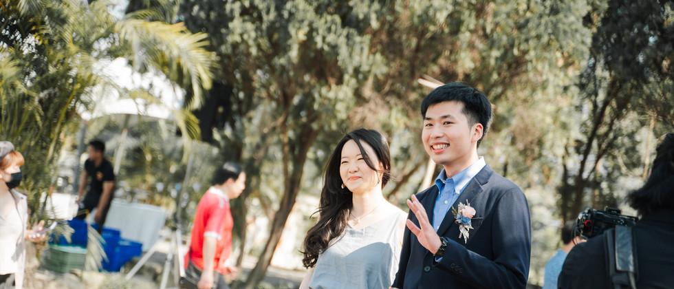 白屋婚禮/戶外婚禮