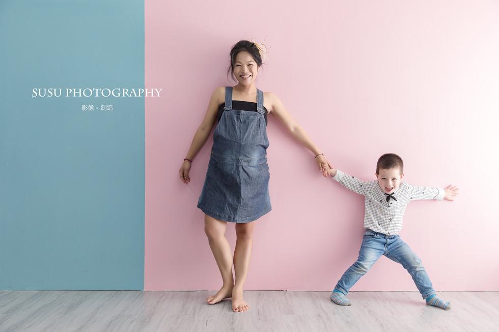 台南孕婦寫真/孕婦照/媽咪團拍
