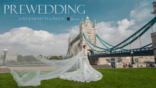 倫敦婚紗/倫敦婚紗推薦
