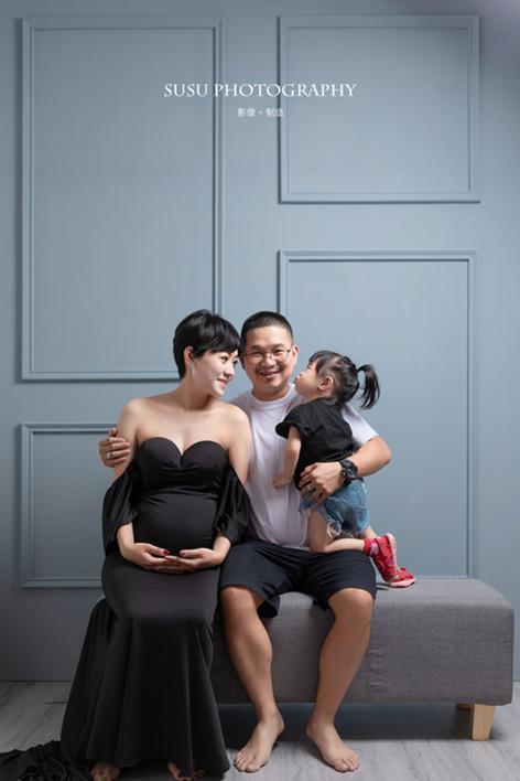 台南孕婦寫真推薦/孕婦照/媽咪團拍