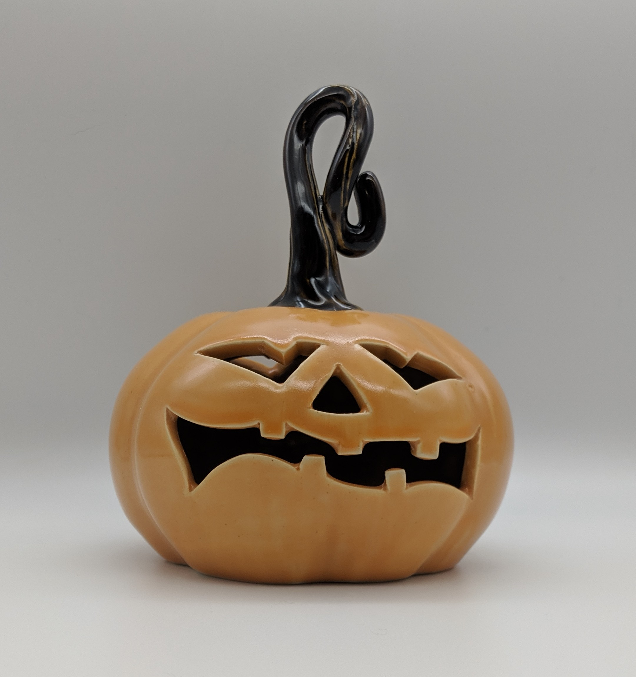 Twisty Stem Jack-o-lantern 2020