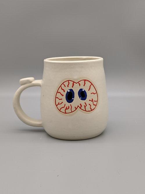 Bloodshot Eyes Mug