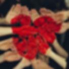 geschilderd Hart