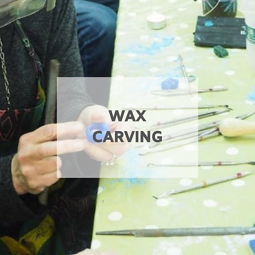 Beginners Wax Carving - 13th & 27th February