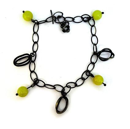 Axis Bracelet - Jade