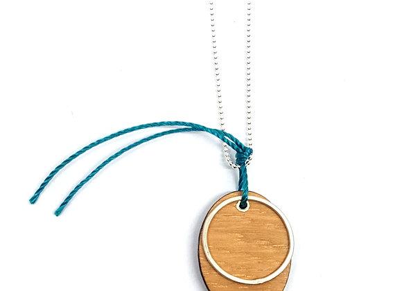 Oak & Loop Pendant