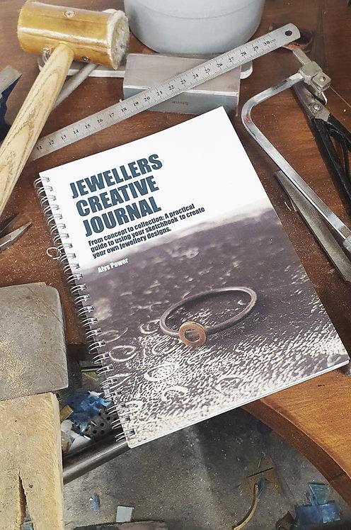 Jewellers Creative Journal book