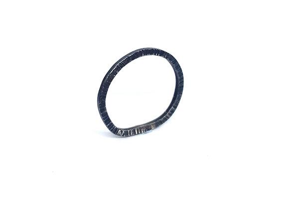 Irregular Hoop Ring