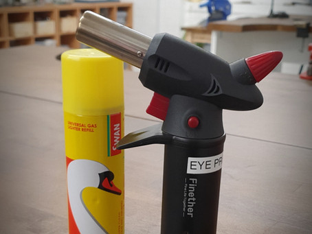 Filling Your Butane Torch