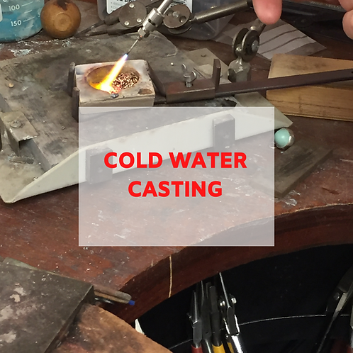 Cold Water Casting -  Saturday 13th November Afternoon