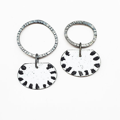 Loop & Dash Earring