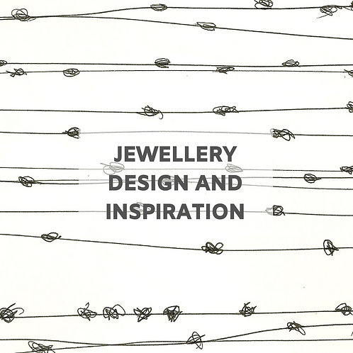 Sketchbooks For Jewellers January/February Mornings