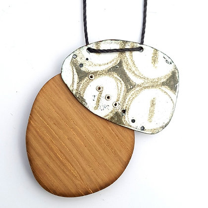 Composition Pendant Number 11