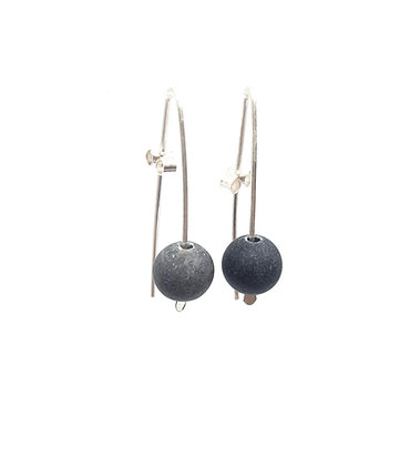 Blackstone Earring