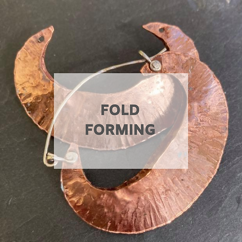 Fold Forming - 18th September