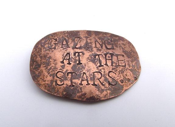 Star Gazer brooch