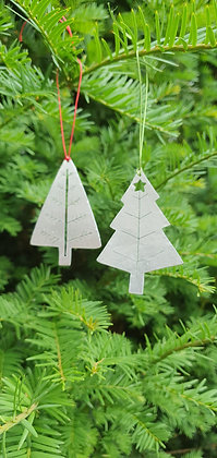 Scandi Style Tree Decorations - 20th December Afternoon