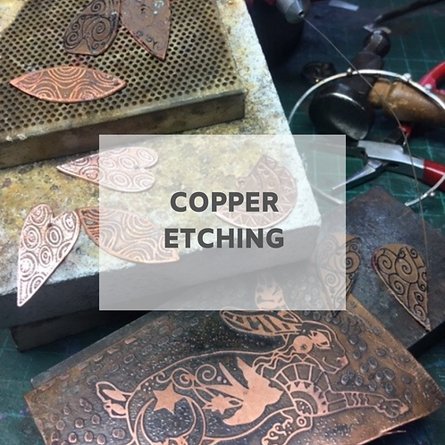 Copper Etching - 29th February