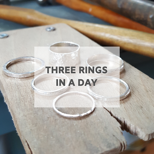 Three Rings In A Day - 9th January