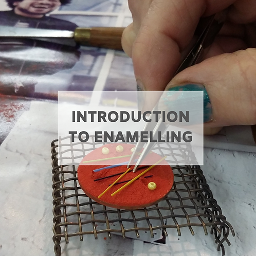 Introduction To Enamelling - 23rd October