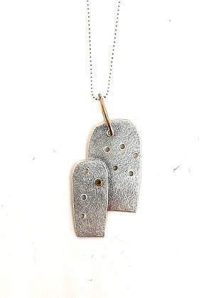 Paired Pendant