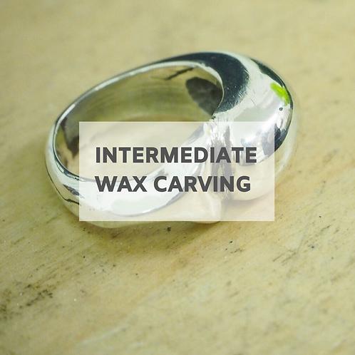 Intermediate Wax Carving - 10th April