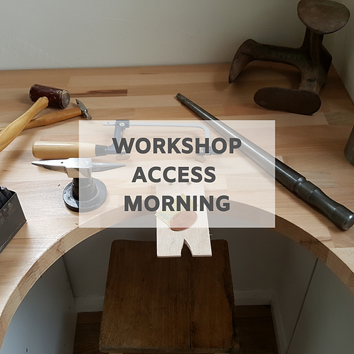 Workshop Access Morning - 9th December - Wednesday morning