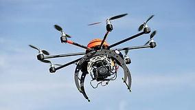 assicurazione droni responsabilità civile