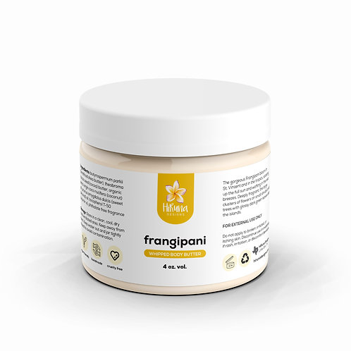 Frangipani Body Butter