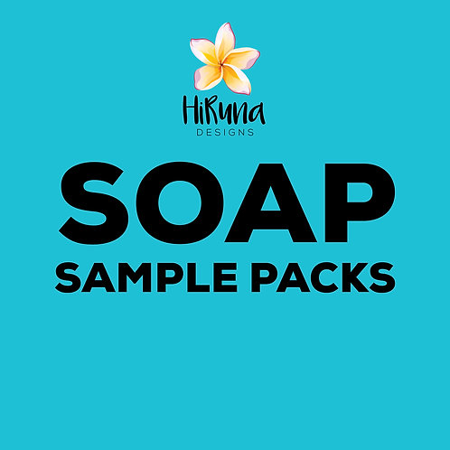 Sample Packs - Soap