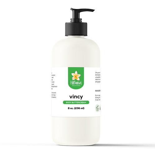 Vincy Body - Crema de mantequilla