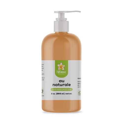 Au Naturale Liquid Hand & Body Soap