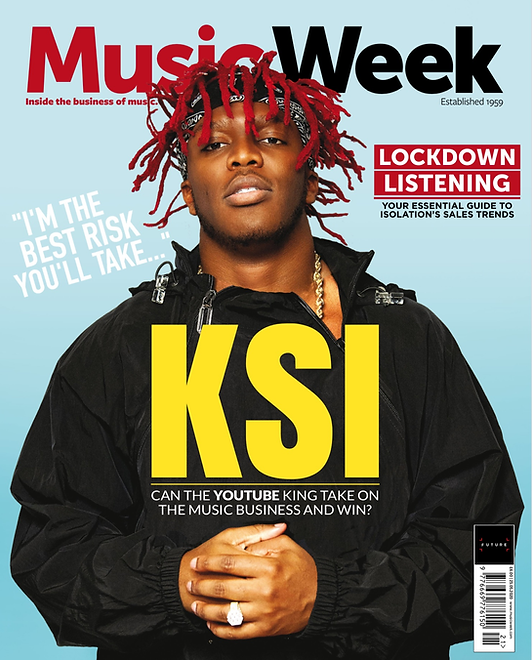 KSI, Music Week, 25.05.20.png