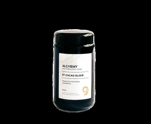Nourished + Nurtured, Alchemy 27 Cacao Elixir