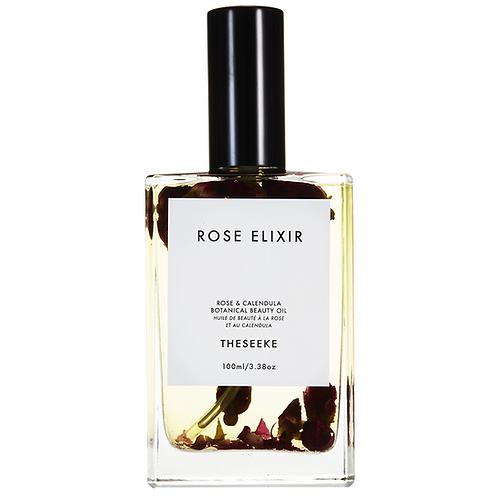 The Seeke, Rose Elixir Oil