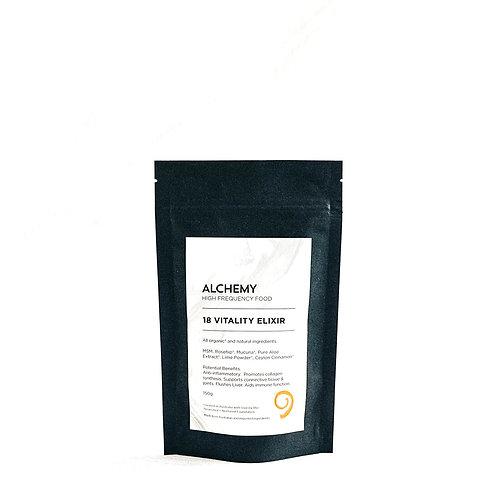Nourished + Nurtured, Alchemy 18 Vitality Elixir