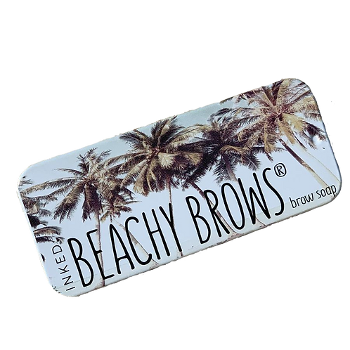 Inked Beachy Brows, Brow Soap