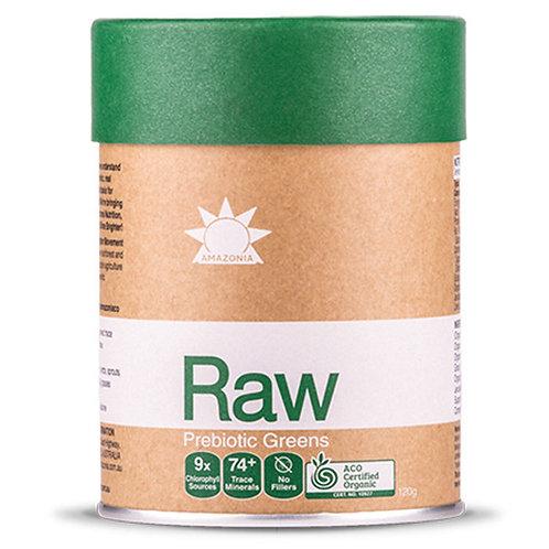 Amazonia Raw, Prebiotic Greens