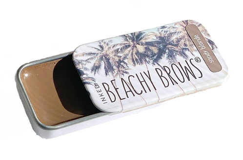 Inked, Beachy Brows Tinted Brow Soap